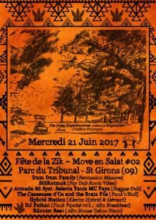 TribalMuzik2017 Version Finale A6